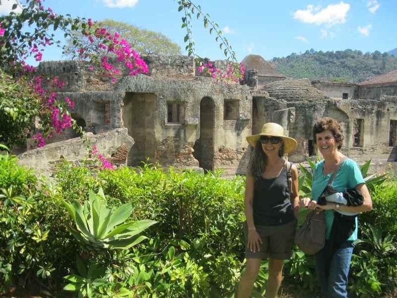 Tour en Guatemala