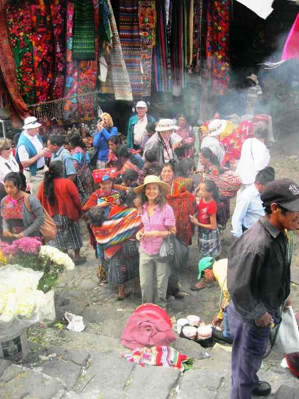 Viaje a Chichicastenango