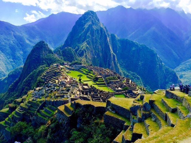 Tour a Peru