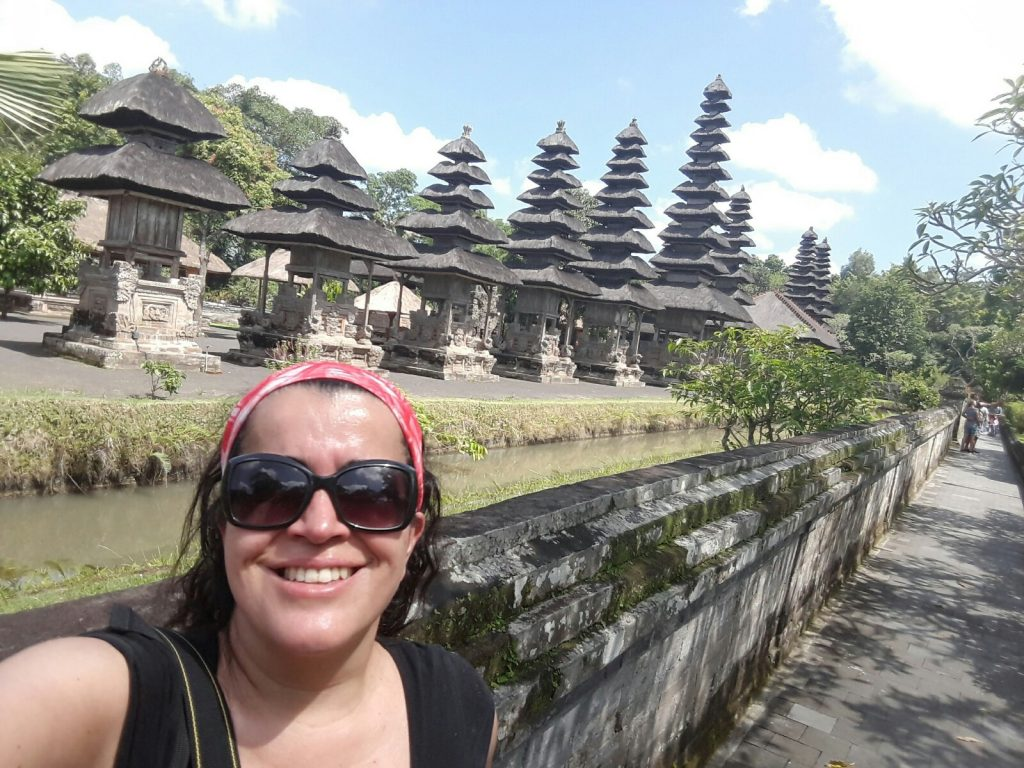 Carolina en Indonesia - Ayana Viajes