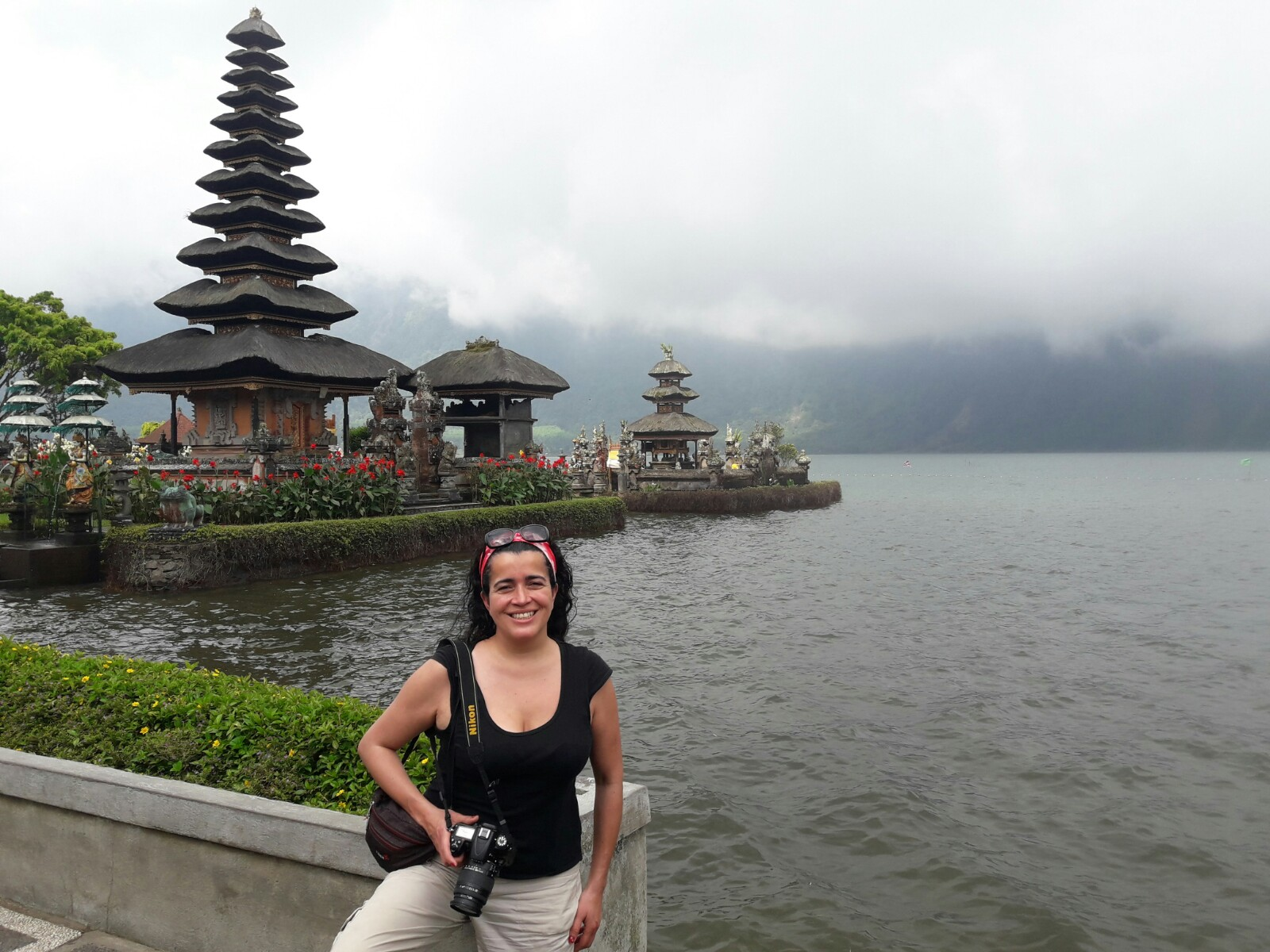 Carolina en Indonesia - Ayana Viajes