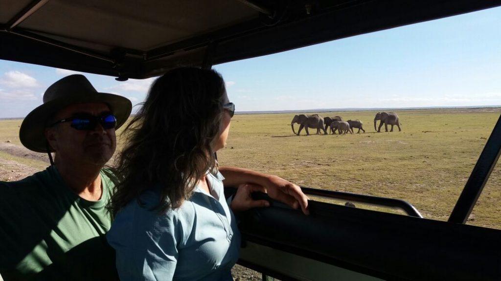 Mauricio y Familia en Kenia - Ayana Viajes