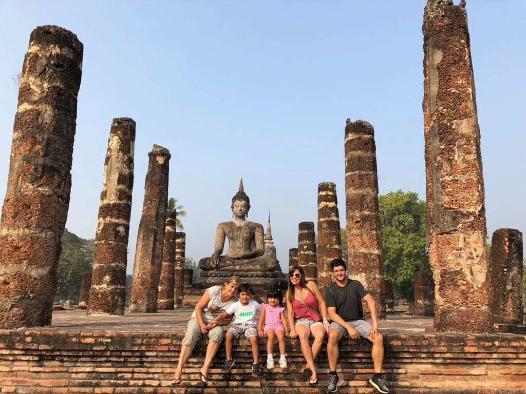 Familia Arriada Guerra - Ayana Viajes