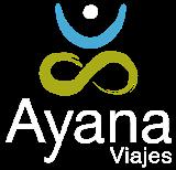 Ayana en fondo de colores (PUNTOS BLANCOS) XS