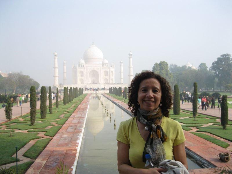 Maria Elita en India
