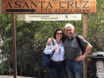 Sergio y Loreto en Galapagos - Ayana Viajes (2)
