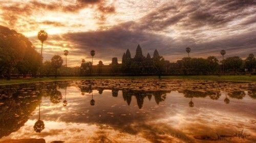 Siem Reap & Templos de Angkor